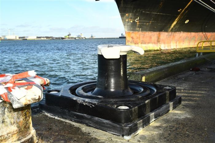 Smart Bollard Port of Rotterdam